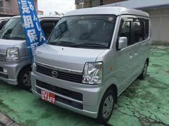 沖縄の中古車 マツダ スクラムワゴン 車両価格 48万円 リ済込 平成21年 9.6万K シルバーM