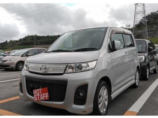 沖縄県の中古車ならAZワゴンカスタムスタイル