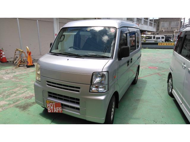 沖縄の中古車 マツダ スクラム 車両価格 30万円 リ済込 2007(平成19)年 10.2万km シルバー