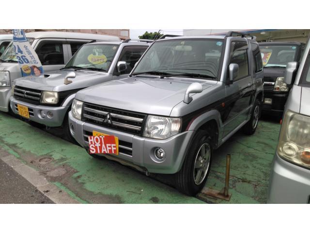 沖縄県沖縄市の中古車ならパジェロミニ XR