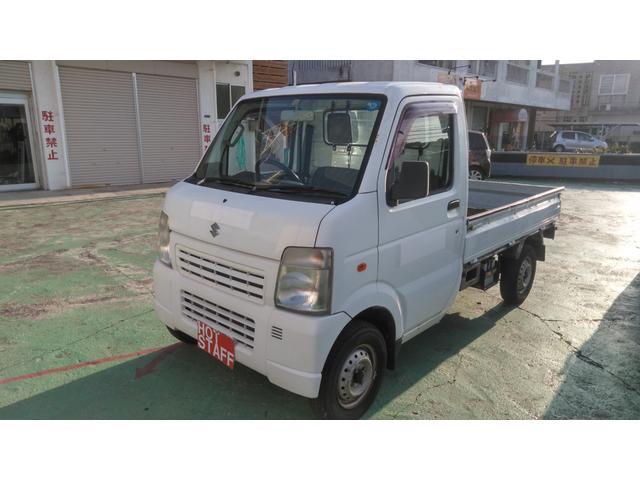 沖縄県の中古車ならキャリイトラック オートマ車