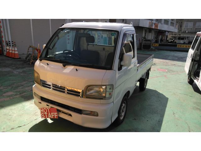 沖縄県沖縄市の中古車ならハイゼットトラック EXT4WD デフロック付