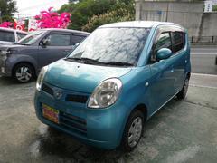 沖縄の中古車 日産 モコ 車両価格 29万円 リ済別 平成20年 10.4万K ラグーンターコイズM