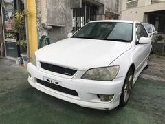 沖縄の中古車 トヨタ アルテッツァ 車両価格 45万円 リ済込 平成15年 9.5万K ホワイト