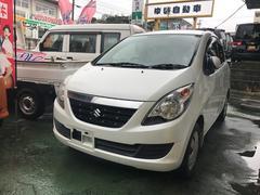沖縄の中古車 スズキ セルボ 車両価格 35万円 リ済込 平成19年 9.4万K パール