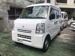 沖縄の中古車 スズキ エブリイ 車両価格 79万円 リ済込 平成26年 6.1万K ホワイト