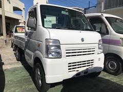 沖縄の中古車 スズキ キャリイトラック 車両価格 75万円 リ済込 平成24年 2.9万K ホワイト
