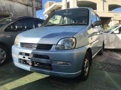 沖縄の中古車 スバル プレオ 車両価格 19万円 リ済込 平成18年 7.8万K ライトブルー