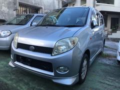 沖縄の中古車 ダイハツ MAX 車両価格 19万円 リ済込 平成15年 7.9万K シルバー
