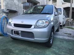 沖縄の中古車 マツダ ラピュタ 車両価格 15万円 リ済込 平成15年 7.2万K シルバー