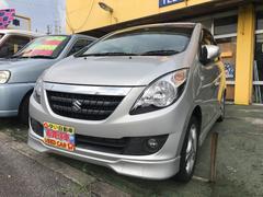 沖縄の中古車 スズキ セルボ 車両価格 29万円 リ済込 平成19年 9.0万K シルバー