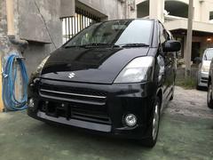 沖縄の中古車 スズキ MRワゴン 車両価格 14万円 リ済込 平成17年 10.7万K ブラック