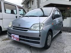 沖縄の中古車 ダイハツ ミラ 車両価格 15万円 リ済込 平成18年 8.4万K シルバー