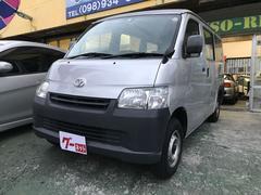 沖縄の中古車 トヨタ ライトエースバン 車両価格 69万円 リ済込 平成22年 10.3万K シルバー