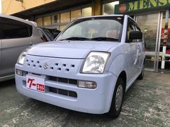 沖縄の中古車 スズキ アルト 車両価格 19万円 リ済込 平成20年 4.4万K ライトブルー