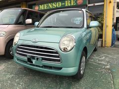 沖縄の中古車 ダイハツ ミラジーノ 車両価格 34万円 リ済込 平成17年 6.0万K グリーンII