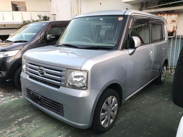 沖縄県の中古車ならムーヴコンテ X スマートキー プライバシーガラス CD AUX ABS