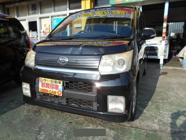沖縄県の中古車ならムーヴ Xリミテッド スマートキー 純正アルミ ETC