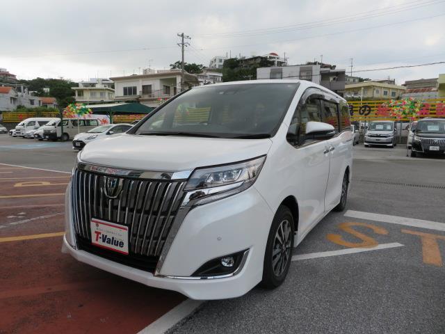 沖縄県の中古車ならエスクァイア ウェルキャブ