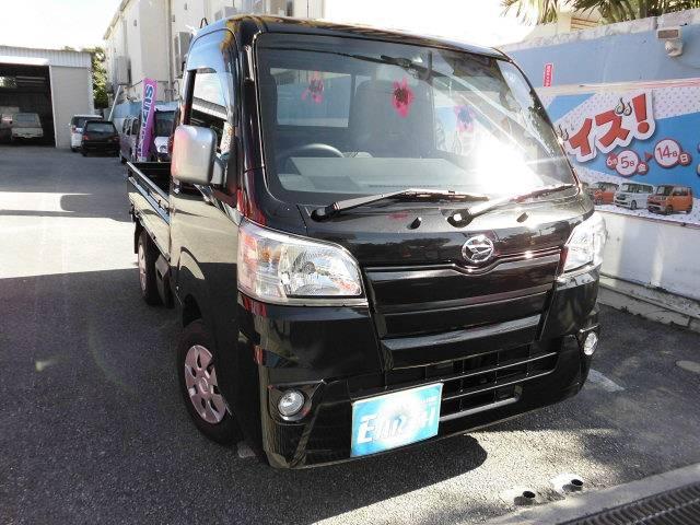 沖縄県の中古車ならハイゼットトラック 新車 エクストラ AT 2WD ブレーキアシスト付