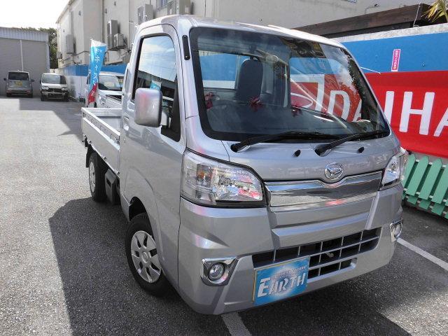 沖縄県の中古車ならハイゼットトラック エクストラSAIIIt 5f 4wd