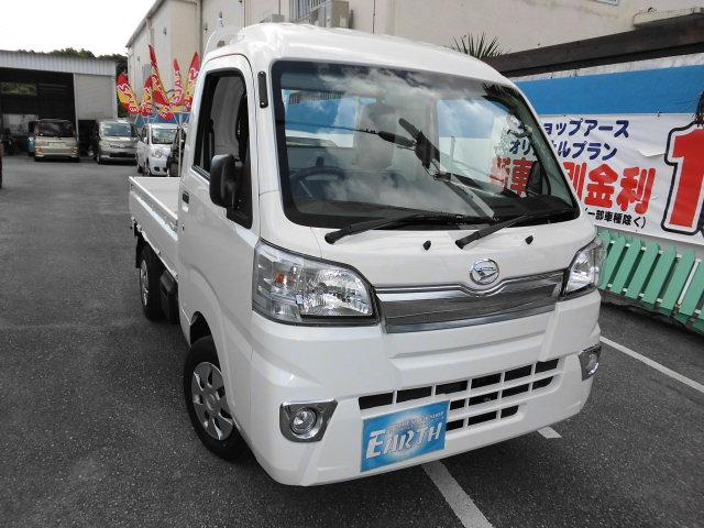 沖縄の中古車 ダイハツ ハイゼットトラック 車両価格 102.5万円 リ済込 新車  各色