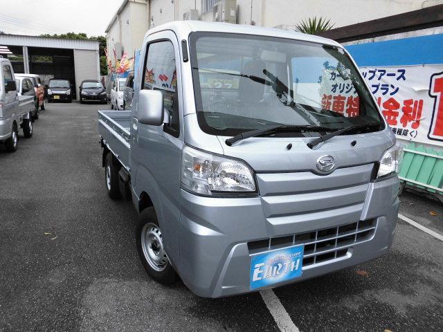 沖縄県中頭郡北谷町の中古車ならハイゼットトラック 新車 スタンダート AT 2WD