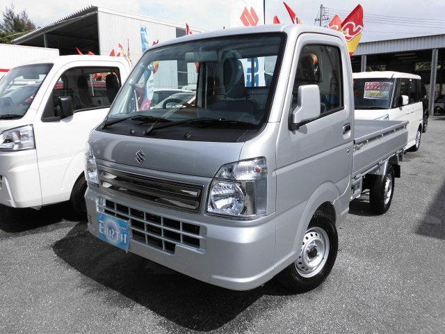 沖縄県の中古車ならキャリイトラック KCスペシャル 5F 2WD