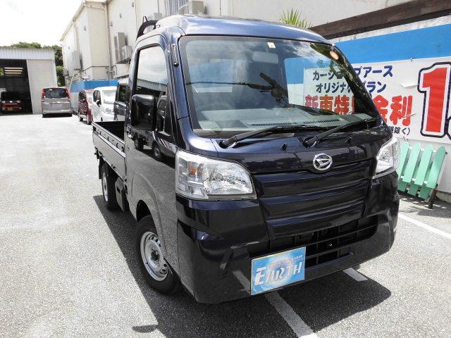 沖縄の中古車 ダイハツ ハイゼットトラック 車両価格 85.9万円 リ済込 新車  各色