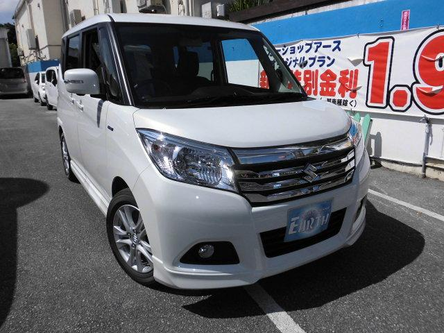 沖縄県の中古車ならソリオ 新車 ハイブリッドMZ ナビ ブレーキサポート付