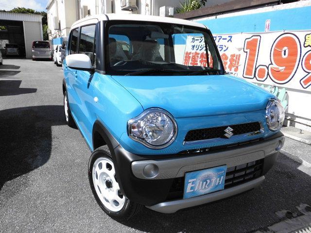 沖縄県の中古車ならハスラー G AT 2WD