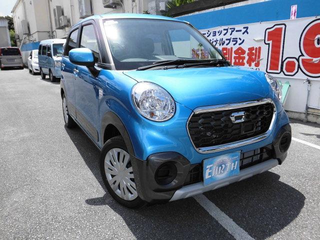 沖縄県の中古車ならキャスト アクティバX ナビ