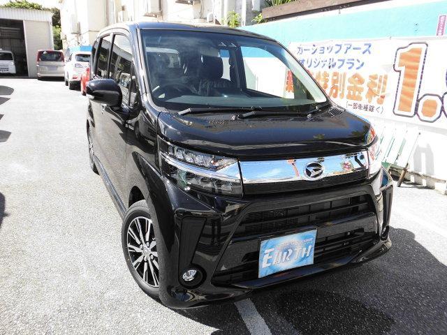 沖縄県の中古車ならムーヴ 新車カスタムXリミテッドII SAIII ナビ・バックカメラ