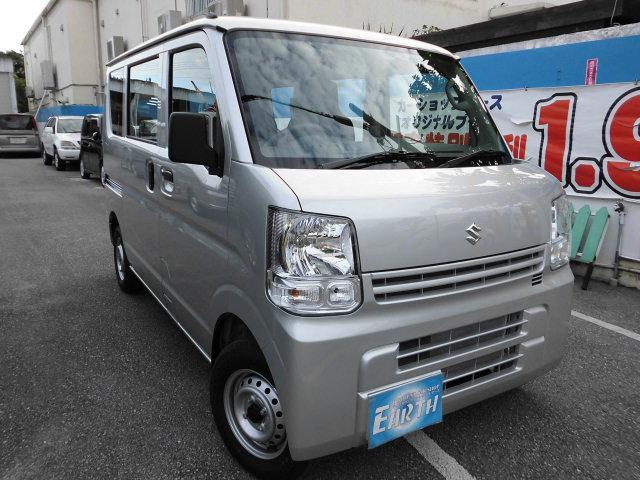 沖縄県の中古車ならエブリイ 新車 GA AT 2WD