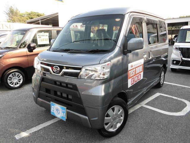 沖縄県の中古車ならアトレーワゴン 新車 カスタムターボ RS SAIII ナビ