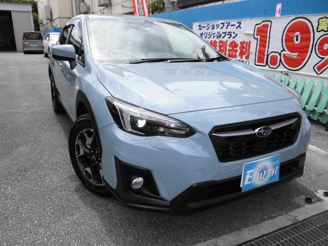 沖縄県の中古車ならインプレッサXV 1.6i アイサイト