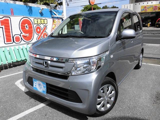沖縄県の中古車ならN-WGN C