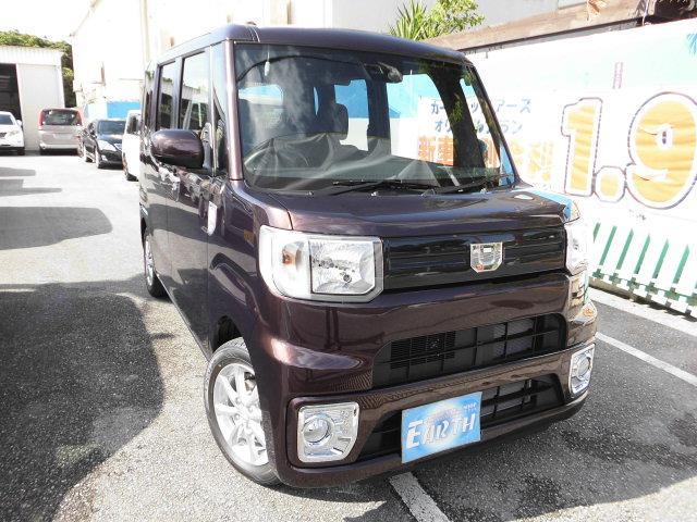 沖縄県の中古車ならウェイク 新車 L SAIII ナビ
