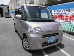 沖縄の中古車 ダイハツ タント 車両価格 72万円 リ済込 平成24年 5.5万K ピンクM