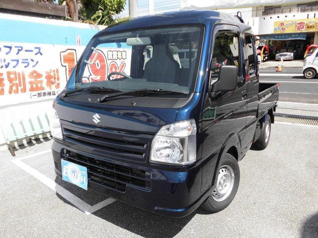 沖縄の中古車 スズキ スーパーキャリイ 車両価格 89.9万円 リ未 新車  各色