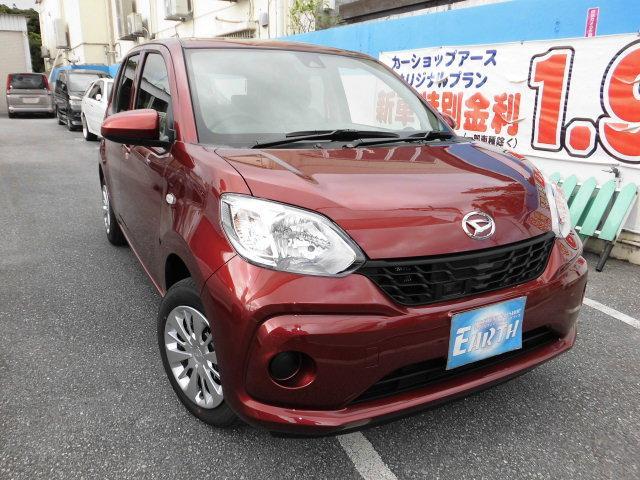 沖縄県の中古車ならブーン 新車 X Lパッケージ SAIII ナビ