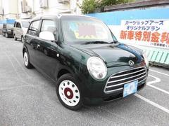 沖縄の中古車 ダイハツ ミラジーノ 車両価格 35万円 リ済込 平成17年 11.1万K DグリーンII