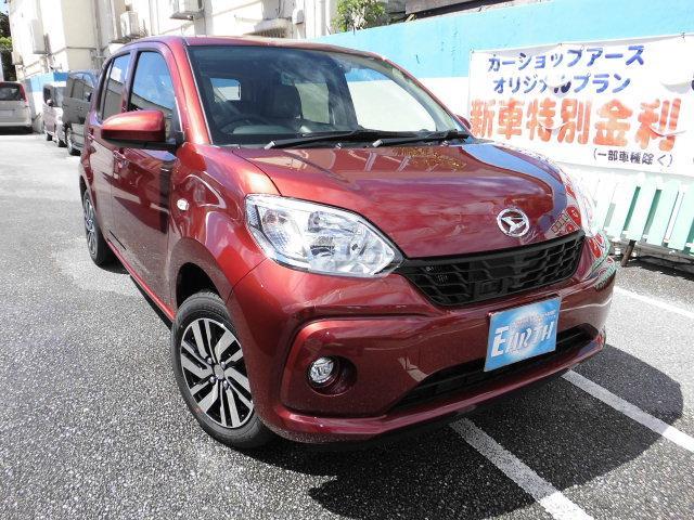 沖縄県の中古車ならブーン X Gパッケージ SAII