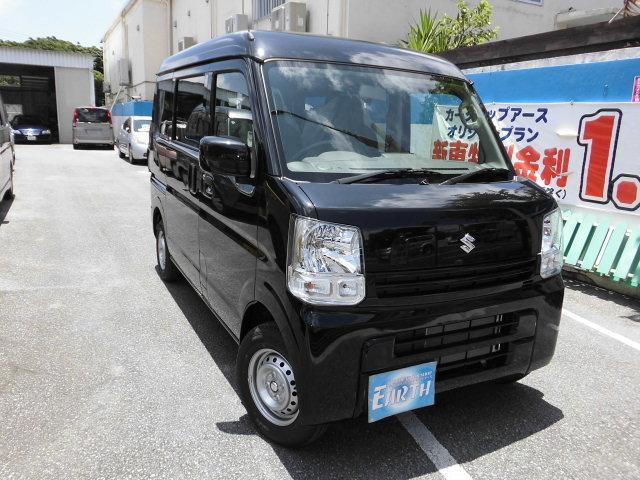 沖縄県の中古車ならエブリイ 新車 PCリミテッド 5F 2WD