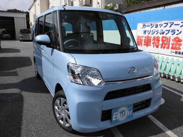 沖縄県の中古車ならタント 新型  X