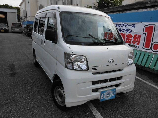 沖縄県の中古車ならハイゼットカーゴ スペシャル 5F 2WD