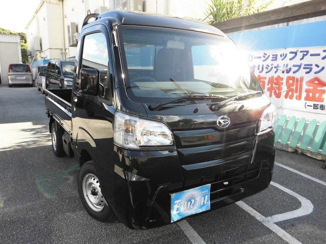 沖縄の中古車 ダイハツ ハイゼットトラック 車両価格 77.6万円 リ済込 新車  各色