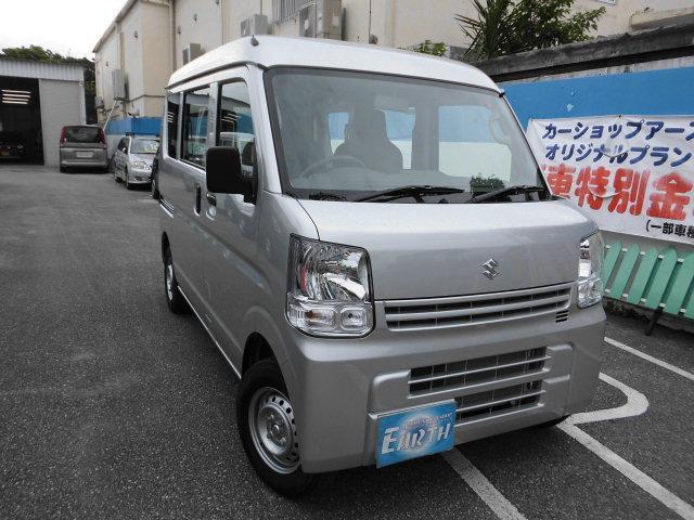 沖縄県の中古車ならエブリイ 新車 PA ハイルーフ AT  2WD