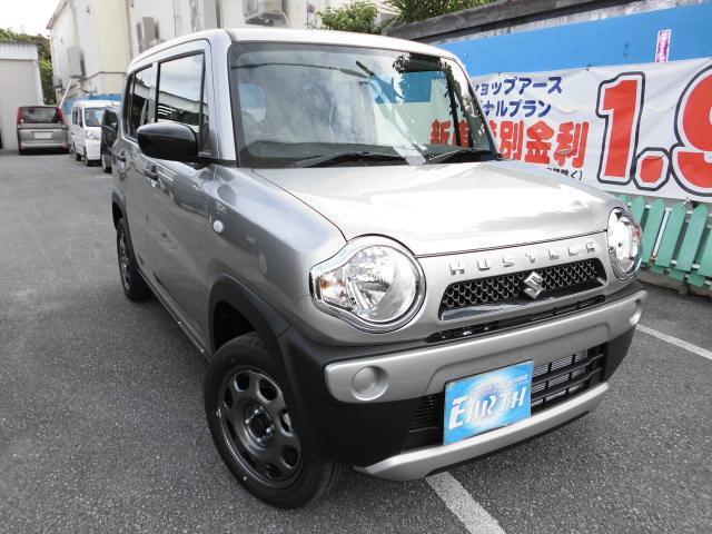 沖縄県の中古車ならハスラー A AT 2WD