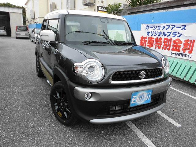 沖縄県の中古車ならクロスビー 新車 ハイブリッドMZ ナビ